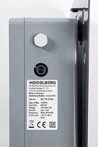 Heidelberg Wallbox Home Eco Ladestation